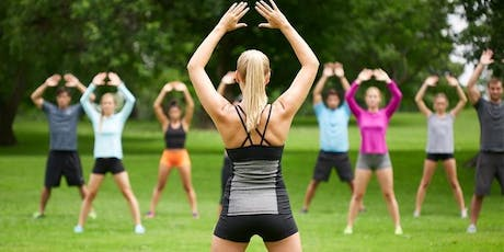 Outdoor Bootcamp at High Park! tickets