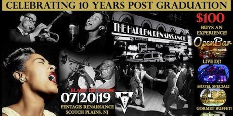 """""""Harlem Renaissance"""" OHS 2009 Reunion tickets"""