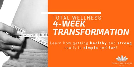 4-Week Transformation Information Session tickets