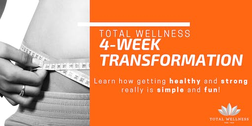 4-Week Transformation Information Session