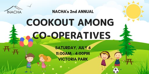 Cookout Among Co-operatives