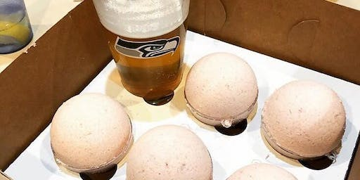 Bath Bombs and Brews Slippery Pig July 28th