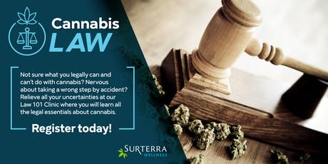 Cannabis Law 101 - St. Petersburg tickets