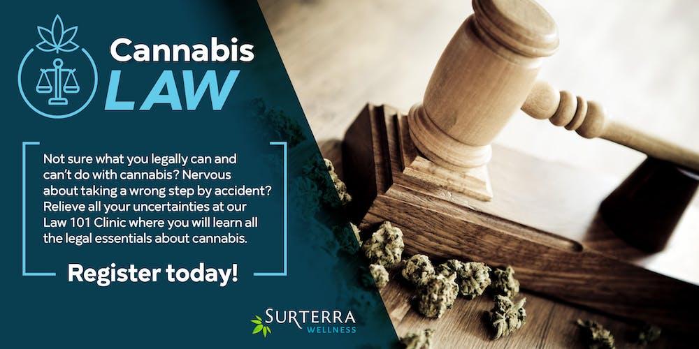 Cannabis Law 101 - Jacksonville Tickets, Jacksonville