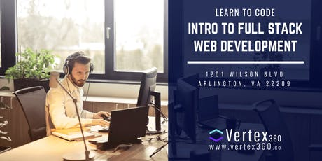 Learn to Code - Intro to Full Stack Development tickets