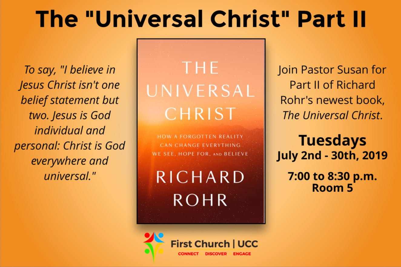 The Universal Christ - Part II