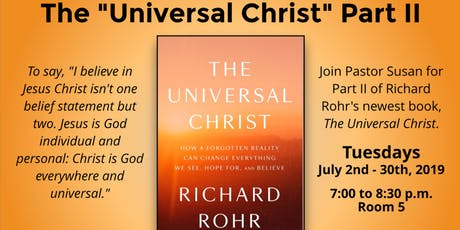 The Universal Christ - Part II tickets