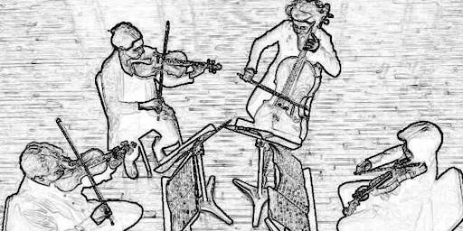 Berwick Music Series 2019. The Art of the String Quartet, Lecture I