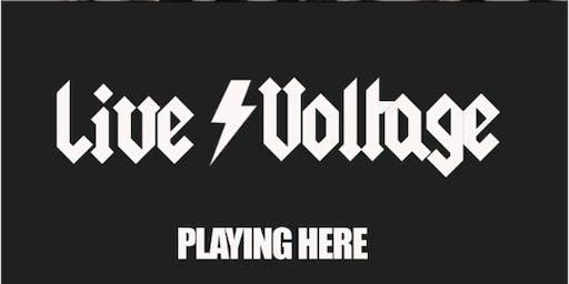 Live Voltage AC/DC Tribute Kamloops