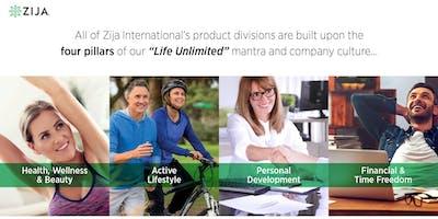 Gesundheit ist das neue Business - Zija Day in Zürich