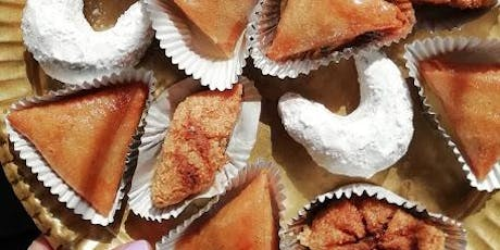 North African pastries with Rachida Zitouni tickets