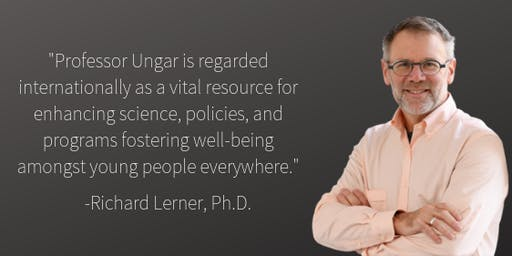 Resiliency with Dr. Michael Ungar