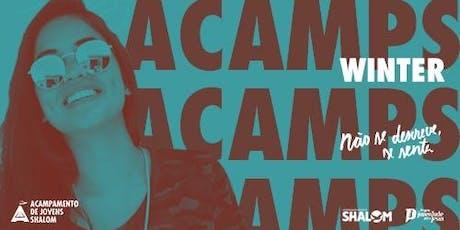 ACAMP'S WINTER 2K19 ingressos