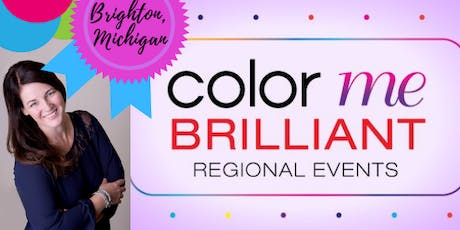 Color Me Brilliant - Brighton, MI  tickets