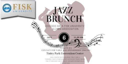 All That Jazz Brunch