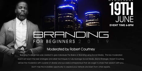 Branding For Beginners at Detroit Start Up Week tickets
