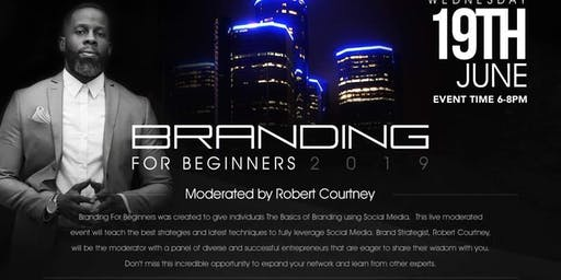 Branding For Beginners at Detroit Start Up Week