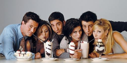 The One With The Afternoon Teas