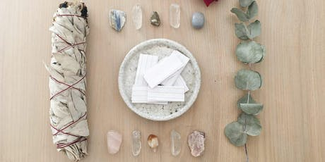 New Moon Intention Setting Evening tickets
