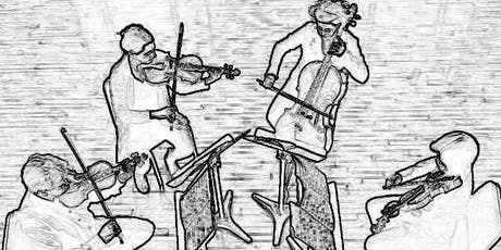Berwick Music Series 2019. The Art of the String Quartet, Lecture III tickets