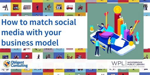 How to match social media with your business model
