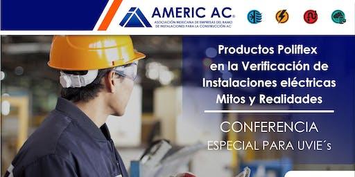 Productos Poliflex en la verificación de Instalaciones Eléctricas