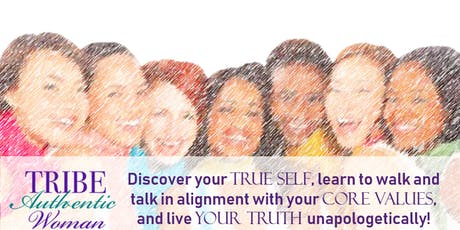 June 2019 TRIBE Authentic Woman Workshop tickets