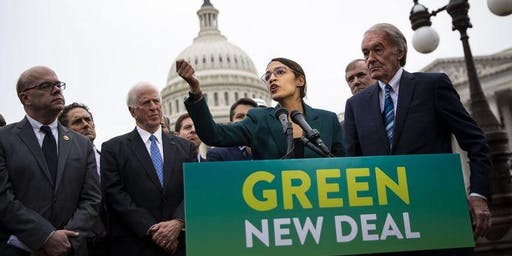 Radical Conversations: Thoughts on a Green New Deal