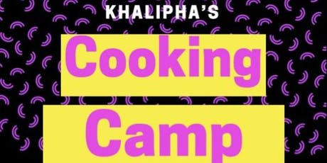Camp with Khalipha tickets