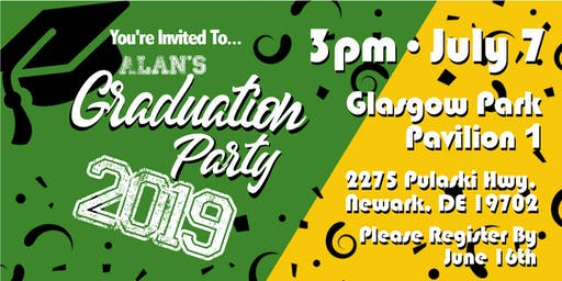 Alan's Graduation Party