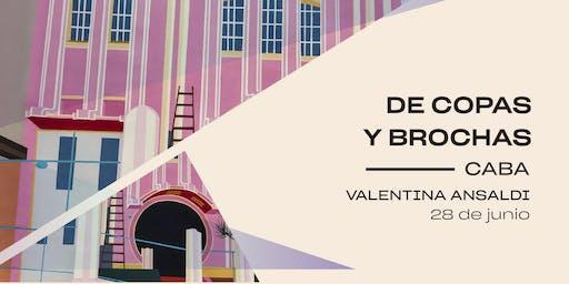 De Copas y Brochas CABA @Valentina Ansaldi