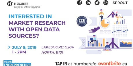 Sprout: Market Research with Open Data Sources (Lakeshore) tickets