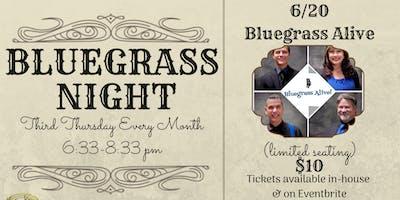 Bluegrass Alive