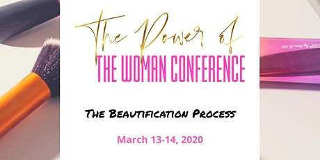 The Power of the Woman Conference tickets