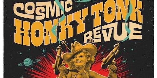 Cosmic Honky Tonk Revue: Chuck Mead~Jim Lauderdale~Jason Ringenberg @ HI-FI
