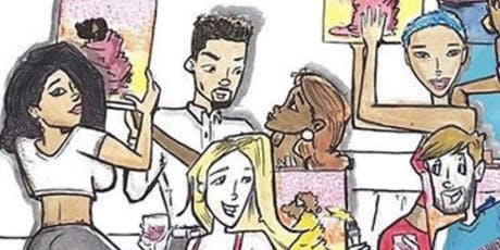 The Culture Of Art Paint & Sip tickets