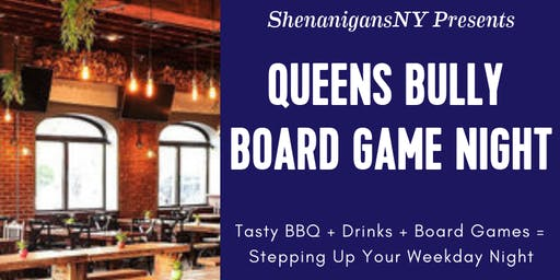 Queens Board Game Night