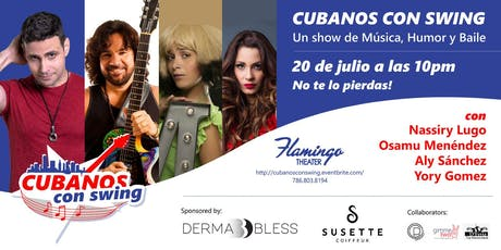 CUBANOS CON SWING tickets