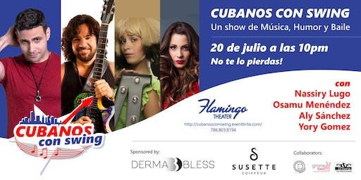 CUBANOS CON SWING