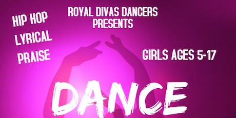 Royal Divas Dance Workshop tickets