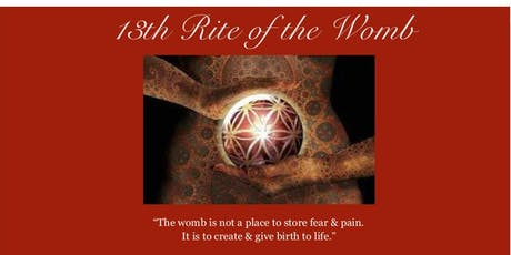 13th Rite of the Womb Retreat tickets
