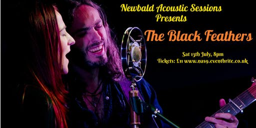 Newbald Acoustic Sessions presents The Black Feathers