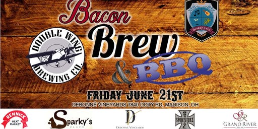 Bacon Brew & BBQ!
