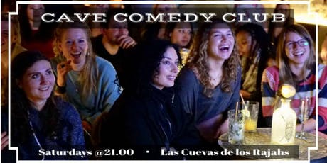 Cave's English Comedy Nights tickets
