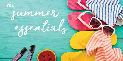 Summer Essentials Make-n-Take