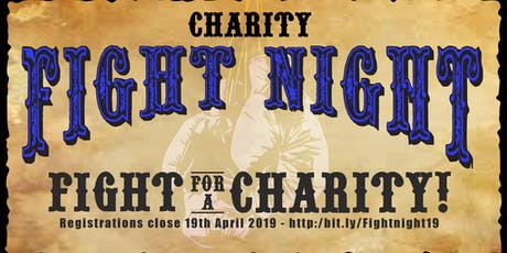 OUSA Charity fight night 2.0 tickets