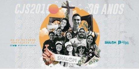 Pacote CJS -  Missão Santo Amaro ingressos