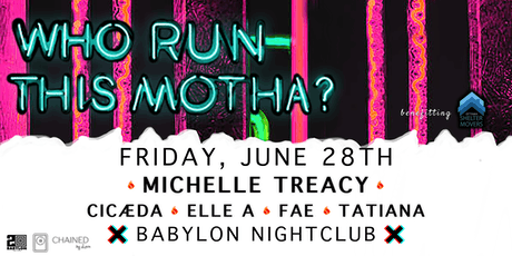 Who Run This Motha? Benefitting Shelter Movers Ottawa tickets