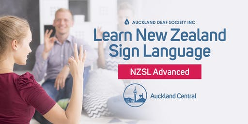 NZ Sign Language Course, Mondays, Advanced, Balmoral.