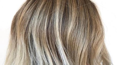 Melted Balayage